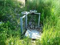 Image for Irrigation Sluice Gate in Mantua Utah USA