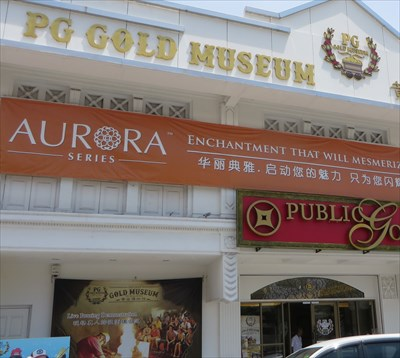 Gold Museum - George Town