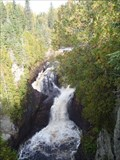 Image for Devil's Kettle Waterfall at Judge Magney State Park: Covill, MN