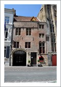 Image for Zwart huis - Vintage cinema - Bruges  - Belgium