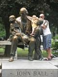 Image for John Ball Sit By Me Statue, John Ball Zoo - Grand Rapids, MI