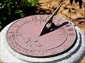 Image for South Parish Congregational Church Sundial - Augusta, ME