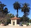 Image for Cabrillo Bridge Guardhouses - El Prado Complex - San Diego, CA