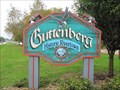 Image for Historic Rivertown - Guttenberg, Iowa