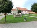 Image for Sv. Jan Nepomucky, Sv. Jan Krtitel, Sv. Alois, Sv. Vendelín - Kralice na Hané, Czech Republic