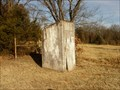 Image for Cemetery Outhouse - Lincoln County, OK