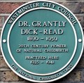 Image for Dr Grantly Dick-Read - Harley Street, London, UK