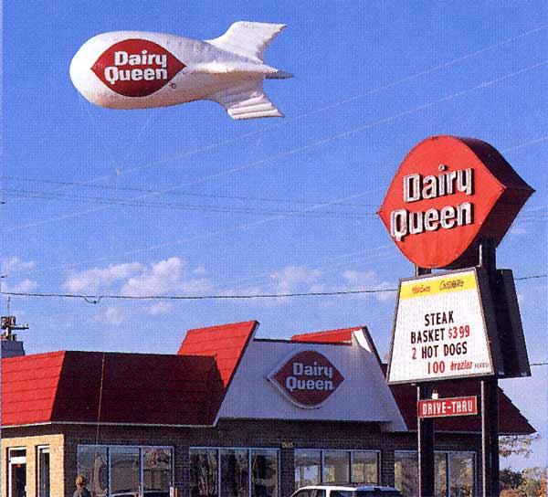 Dairy Queen Restaurants