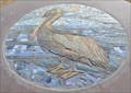 Image for Pelican Tabletop Mosaic ~ Solana Beach, California