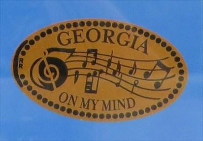 Georgia On My Mind - Ray Charles - Georgia, USA.