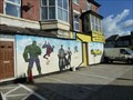 Image for Super Hero Mural - Blackpool, UK