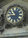 Image for Clock, Town Hall, Tewkesbury, Gloucestershire, England