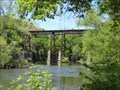 Image for Eighteenmile Creek Bridge, Burt, NY.