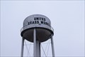 Image for United Brass Works, Inc Water Tower - Randleman, NC