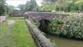 Image for Canal Lock 5 Stone Bridge On The Peak Forest Canal – Marple, UK