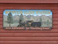 Image for Glory Train, Queen Wilhelmina SP - Mena, Arkansas USA