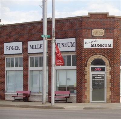 veritas vita visited Roger Miller Museum