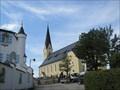Image for Katholische Pfarrkirche St. Laurentius - Bernau am Chiemsee, Bavaria, Germany