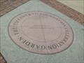 Image for Grant Park Compass Rose, Chicago, Illinois