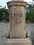 Image for 1771 - Statue of St. John of Nepomuk - Medlov, Czech Republic