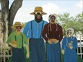 Image for Amish Family Photo - Sarasota, FL