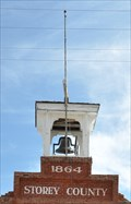 Image for Firemen's Museum Bell Tower ~ Virginia City, Nevada