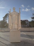 Image for Estátua do Papa Pio XII - [Ourém, Santarém, Portugal]
