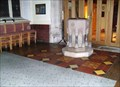 Image for Bastismal Font - Church of St. Mary the Virgin, Ardleigh, The Street, Ardleigh, Essex. CO7 7LD
