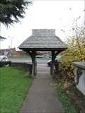 Image for St Lawrence Church Lychgate - Morden, UK