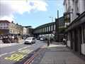 Image for Limehouse Station Railway Bridge - Commercial Road, London, UK