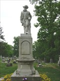 Image for Confederate Hill Monument,  Loudon Park Cemetery, Baltimore, MD