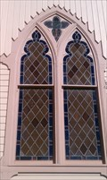 Image for First Presbyterian Church Stained Glass Windows - Jacksonville, OR