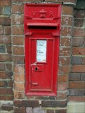 Image for Victorian Postbox, Hernhill, Kent