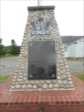 Image for RCL Branch 116 St Margarets Bay Cairn - Tantallon, NS