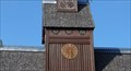 Image for Clock of Gustav Adolf Stave Church - Hahnenklee, Germany