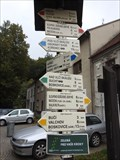 Image for Direction and Distance Arrows - Sloup, Czech Republic