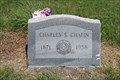 Image for Charles S. Chafin - Verona Cemetery - Verona, TX