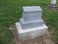 Image for N.A. Doyel - Indian Creek Hill Cemetery - rural Montgomery County, IN