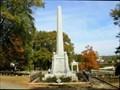 Image for Confederate Dead Memorial  Marietta, Georgia