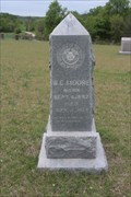 Image for W.C. Moore - Cottonwood Cemetery - Falls County, TX
