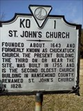 Image for St. John's Church