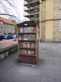 Image for Bücherschrank Calenberger Neustadt - Hannover, Germany, NI