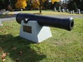 Image for Greenwich Cemetery Cannon - Greenwich, NY