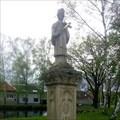 Image for Svatý Jan Nepomucký / Saint John of Nepomuk - Mšecké Žehrovice, Czechia