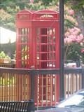Image for Iron Horse Tavern Telephone Box - Norcross, GA, USA