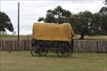 Image for Covered Wagon -- Fort Martin Scott, Fredericksburg TX
