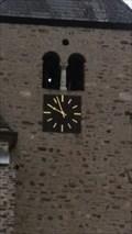 "Image for Uhr an der Kath. Pfarrkirche ""Maria Himmelfahrt"" - Waldbreitbach - RLP - Germany"