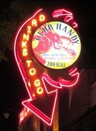 Club Handy - Artistic Neon - Memphis