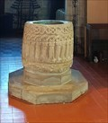 Image for Norman Font - St Peter & St Blaise - Somersal Herbert, Derbyshire
