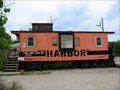 Image for Indiana Harbor Belt caboose - Wilmette, IL